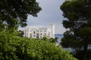 Castello di Miramare, Trieste, Italia