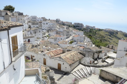 Monte Sant'Angelo, Puglia, Italia