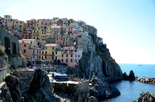 One of five, Cinque Terre, Italy