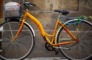Bike in Verona